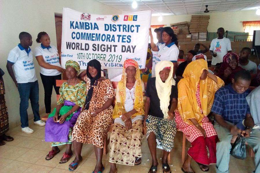 2017 Sierra Leone - Kambia District Plakat