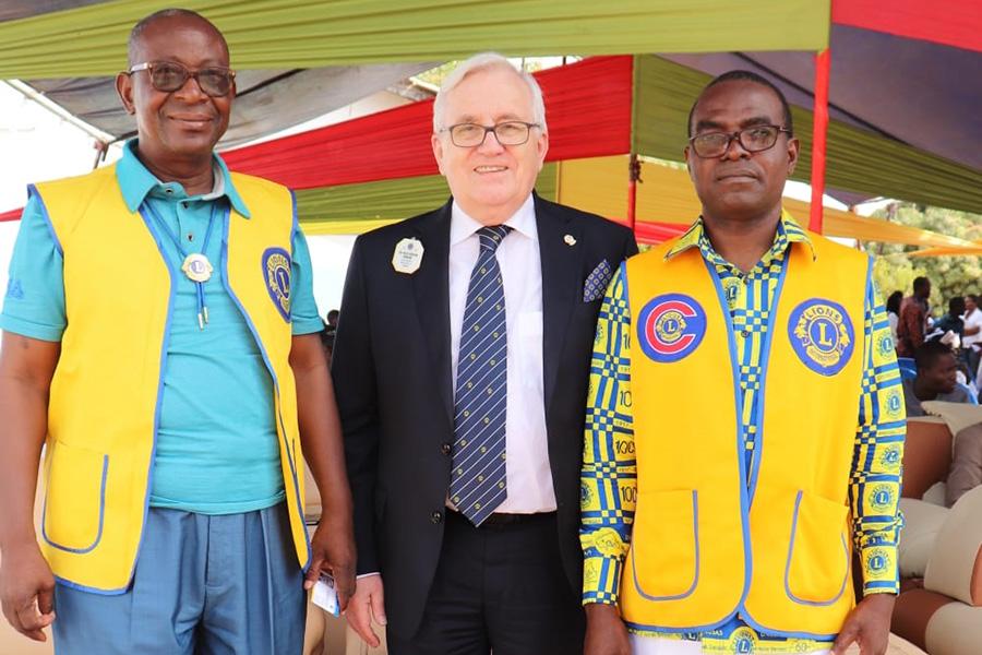 2019 Benin - Die lokalen Lions
