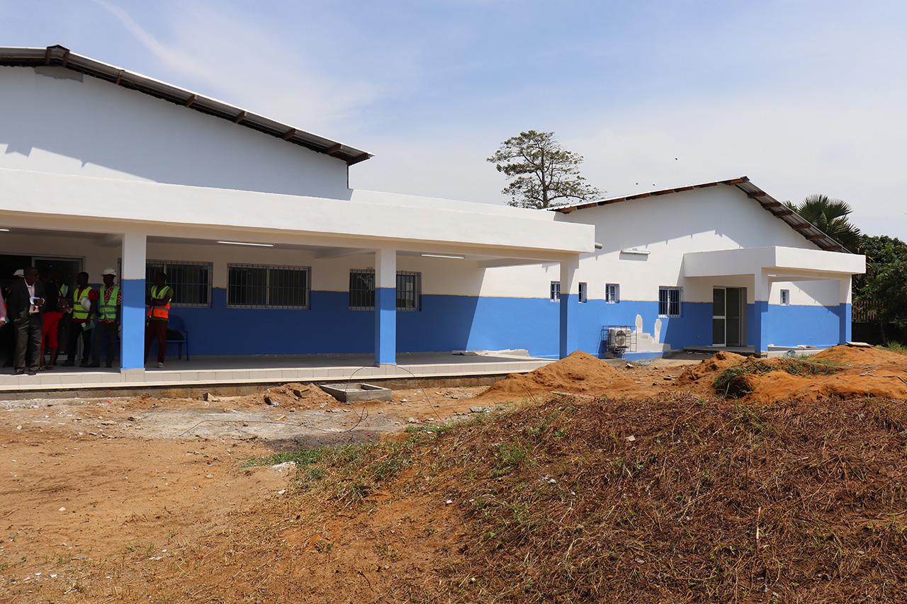 2018 Elfenbeinküste - Klinikbau 2