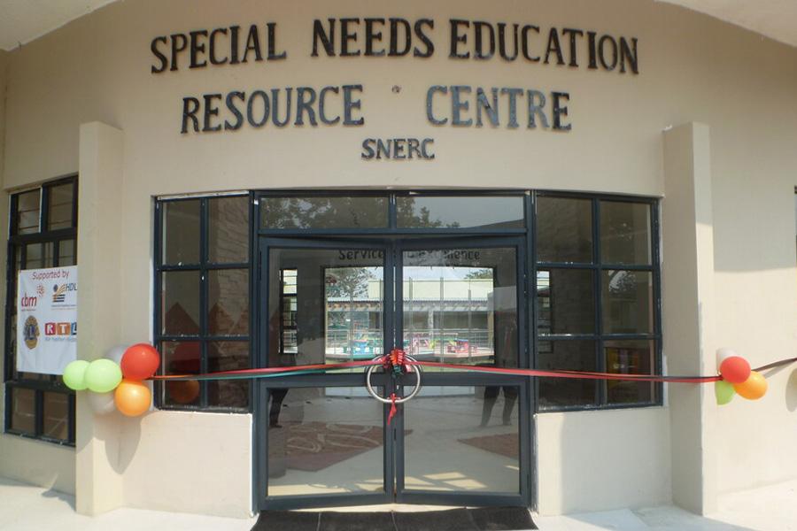 2017 Sambia - Eröffnung des SNERC Bild 1