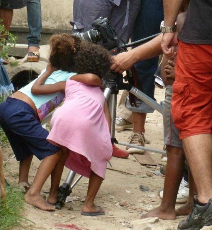 2011 Brasilien - Viel zu sehen für die Kinder