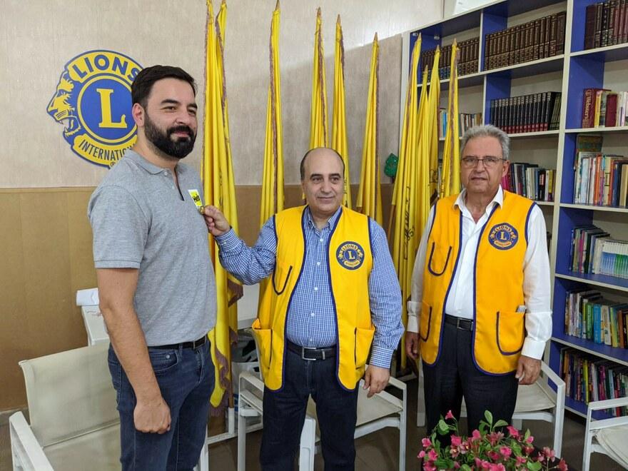 2020 Libanon - Lions-Treffen in Beirut