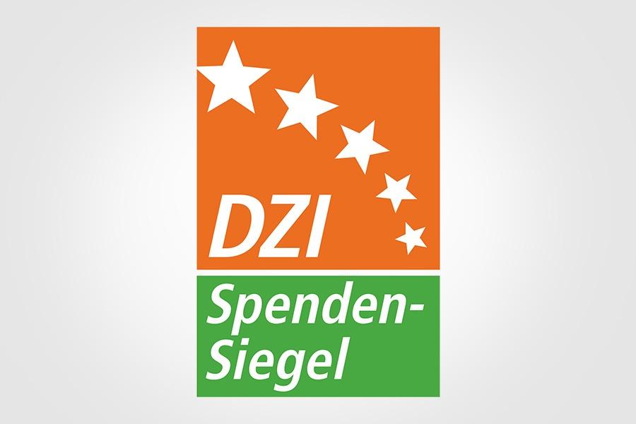 DZI - Spendensiegel